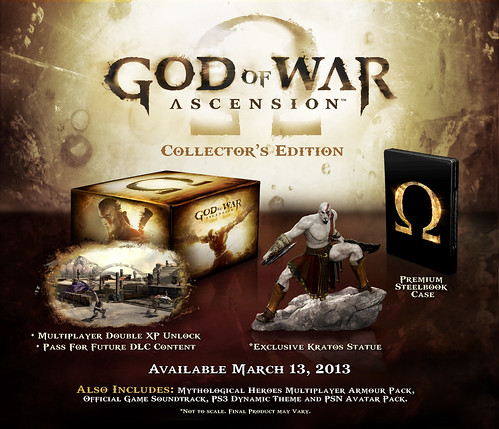 God Of War - collectors edition