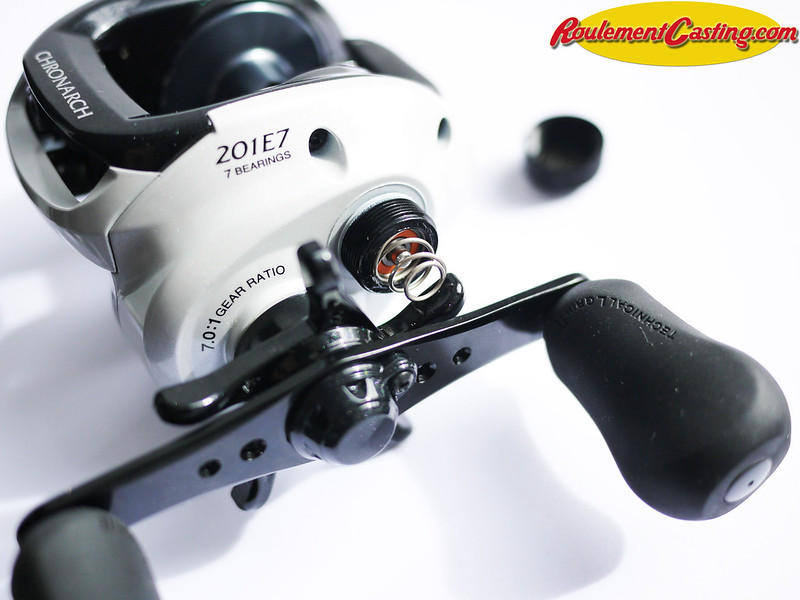 Shimano Chronarch 201E7 BocaBearings 16