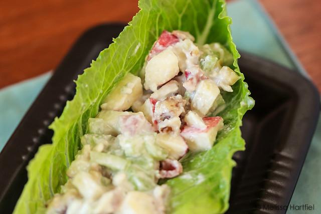 Blue Cheese Apple Salad
