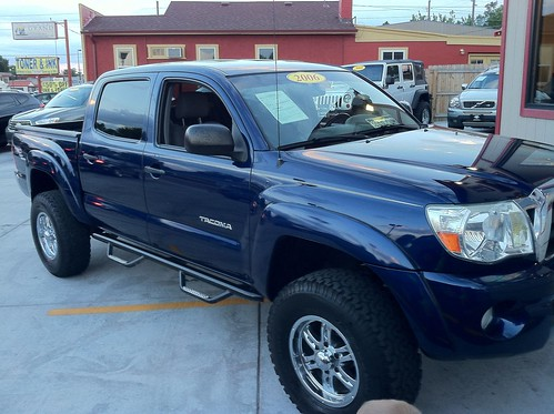 2005 Tacoma at dealer