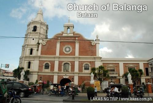 Church of Balanga, Bataan