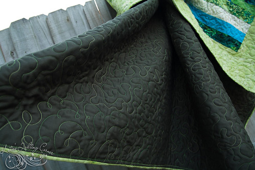 Bali Pop Jelly Roll Race quilt