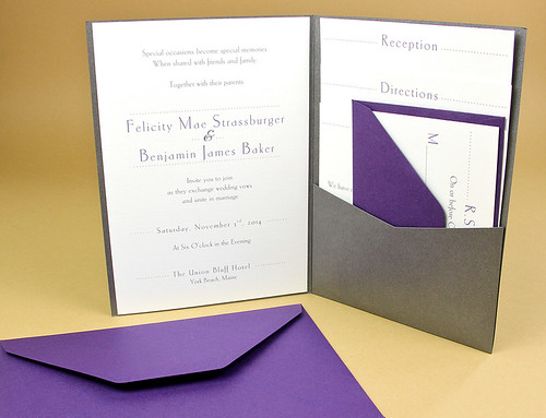 LCI Paper invitation suite