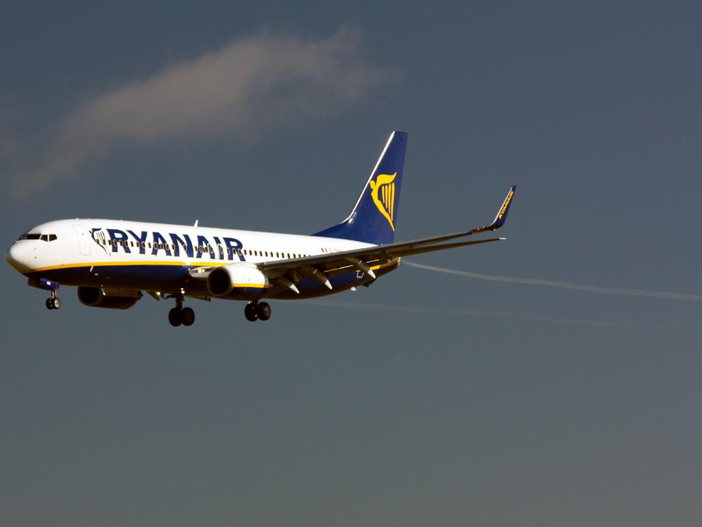 EI-ENW - B738 - Ryanair