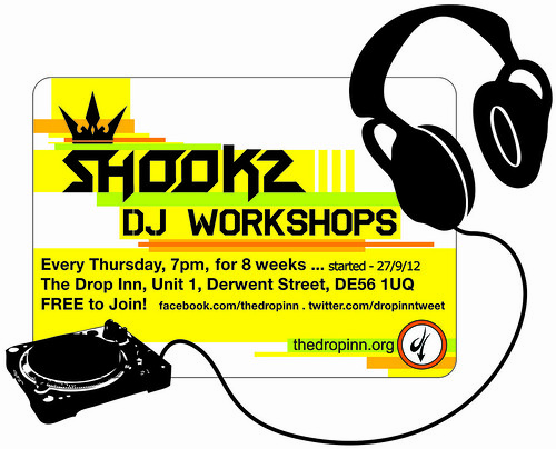 Shookz DJ Workshops 2012 by thedropinn