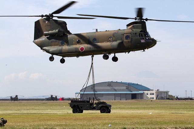 JGSDF CH-47