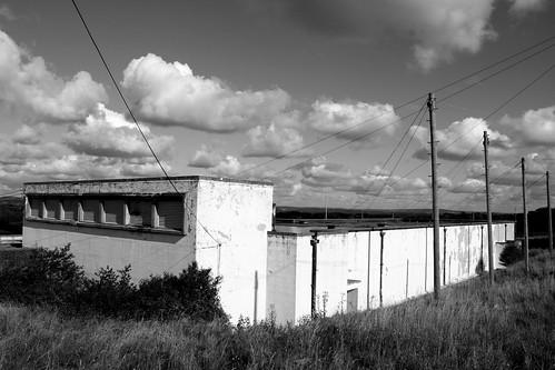 Cold War Era GPO Hardened Repeater Station, Portsdown Hill