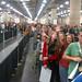 NY Comic Con 2012 Line for Chris Columbus & Ned Vizzini, #1
