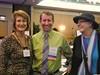 Julie Walker, Carl Harvey and Mary Ghikas by Sara Kelly Johns