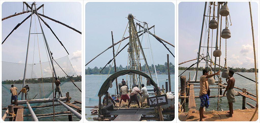 Fort Cochin Fishermen