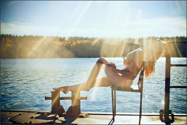 Aleksey Yepanchintcev - tenderness of the autumn sun