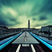 Amiens... terminus du train! by  David.Keochkerian 