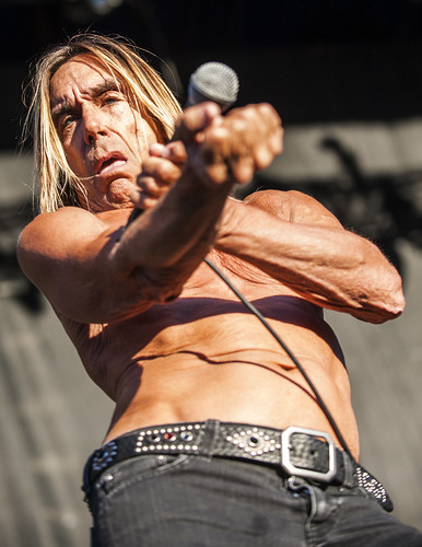 Iggy Pop & the Stooges @ Austin City Limits 2012, Day 3 (Austin, Texas, Oct. 14, 2012)