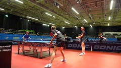 sport venue, individual sports, table tennis, sports, competition event, ball game, racquet sport, tournament,