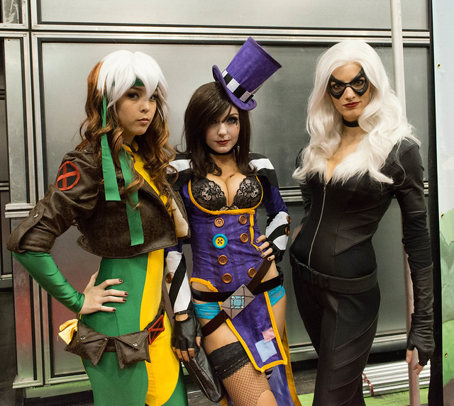 the gallery for gt monika lee and jessica nigri