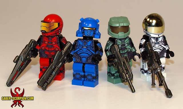 lego halo elite instructions