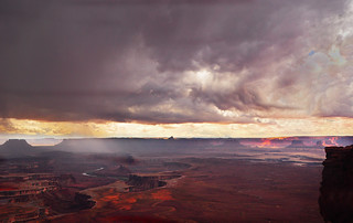 Weather at Canyonlands