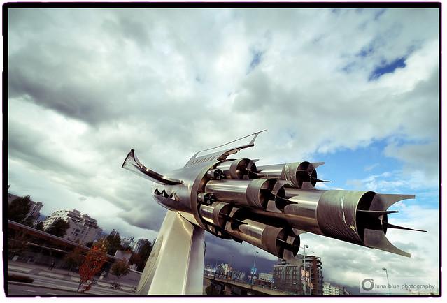 Centennial Rocket