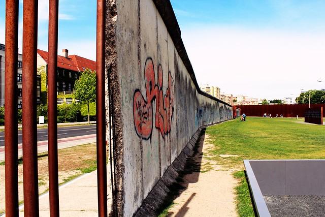 Berlin Wall Memorial Site, Germany - Flickr CC Matt Silvan