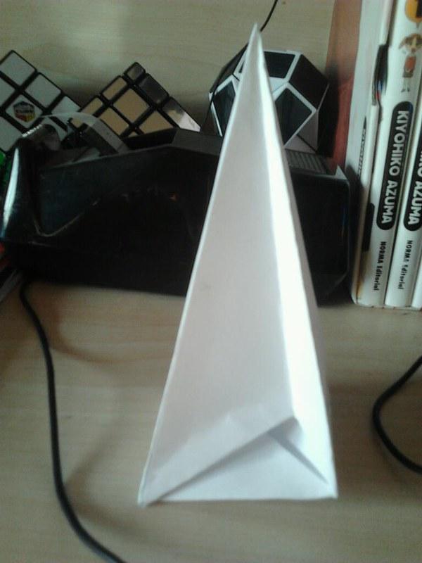 Nueva imagen del poliedro de Császár: Carlos