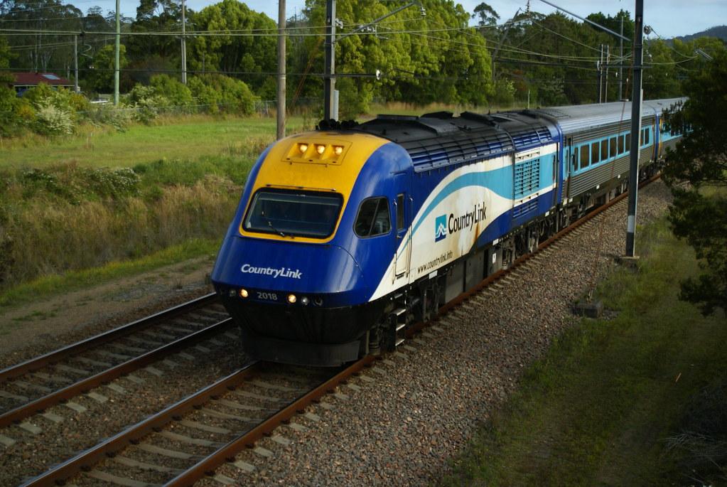 Brisbane XPT again by David Kimpton