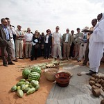 European Union Ambassadors visit Sharga