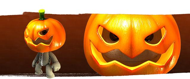 LittleBigPlanet: Máscara de Halloween