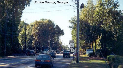 Fulton County GA