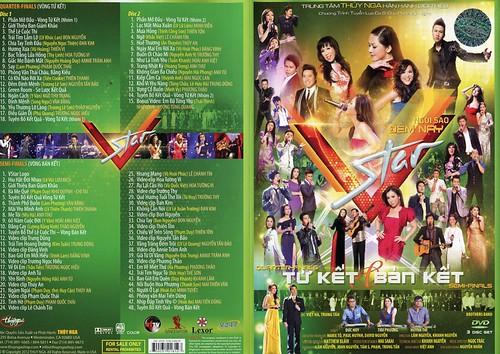TT Thúy Nga VStar - Ngôi Sao Đêm Nay - 2012 3DVD9/DVD5 Đủ