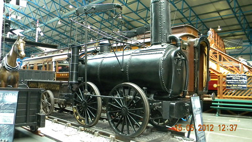 "Shutt End Colliery 0-4-0 ""Agenoria"""
