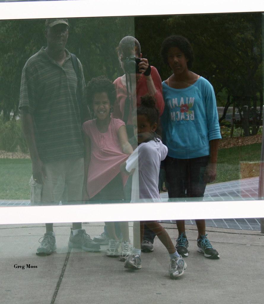 Funny reflection | Saxman_d4 | Flickr