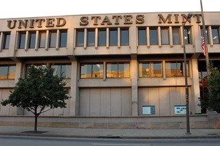 Image of United States Mint. building philadelphia us pennsylvania united mint pa philly states phl konomark