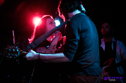 Meanwood @ Horseshoe Tavern 10/19/2012