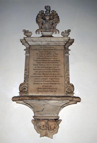 Nicholas Alexander 1714