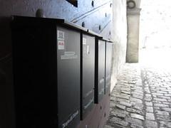 Kommandants get mail too