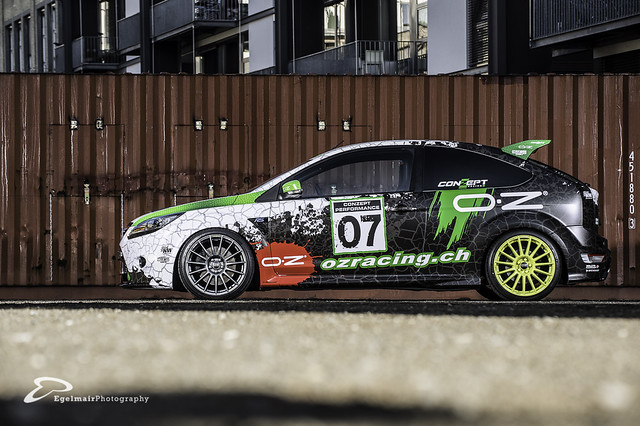 Ford Focus RS by OZ Racing