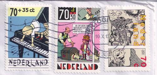 Netherland Stamps