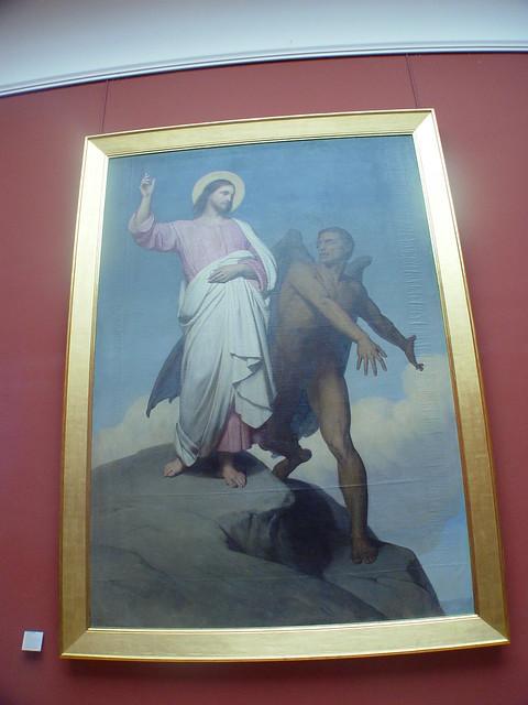 Jesus' temptation