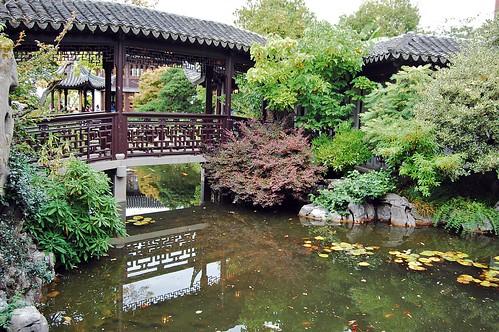 Lan Su Chinese Gardens, Portland