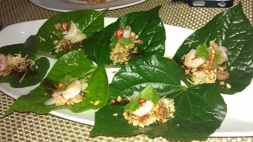 Mieng Kham @ Thai Bistro