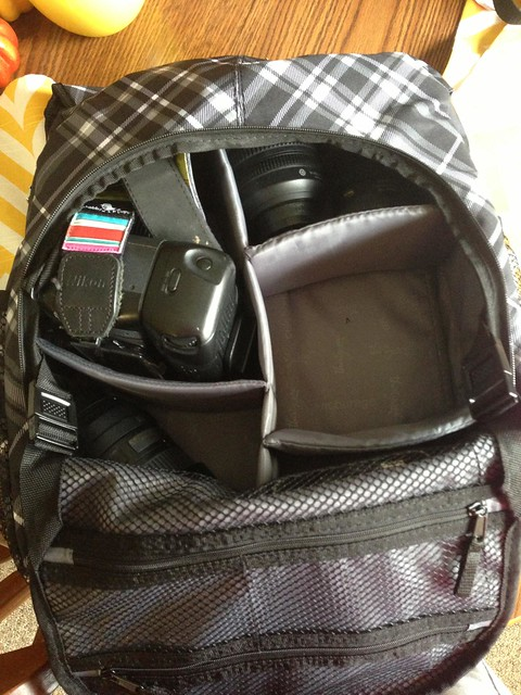 Thirty-One Camera Backpack