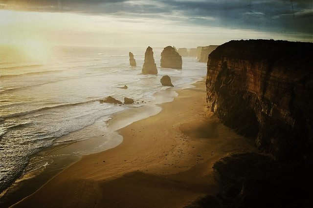 Great Ocean Road. Australia
