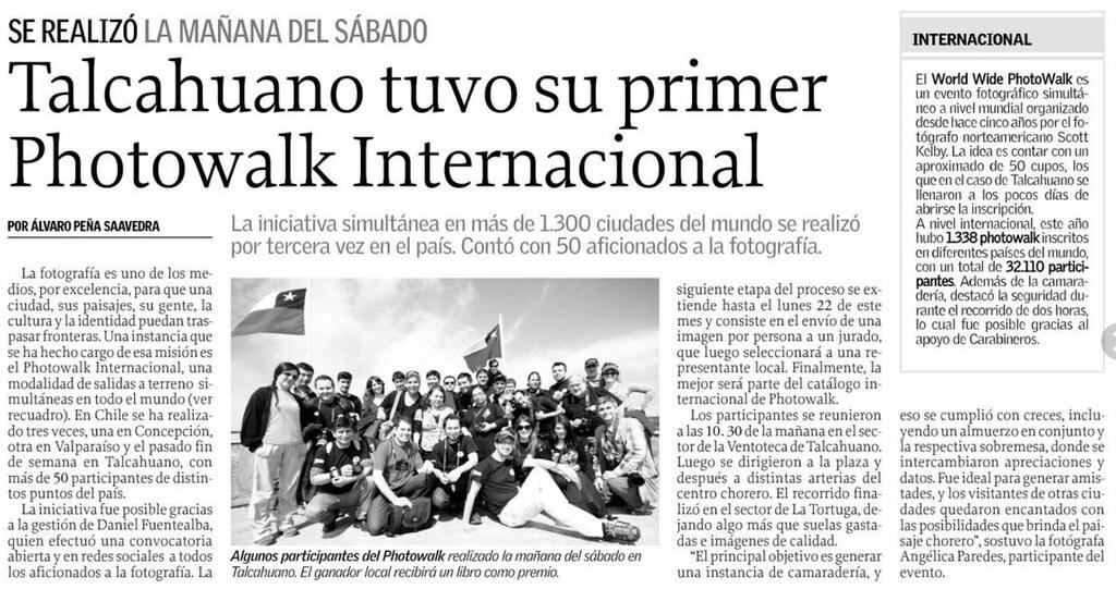 elsur.cl / 17.10.2012 / pág. 22