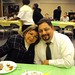 Iglesia Discipular Anabaptista  Pastor Pellecer (right) and his wife 2011
