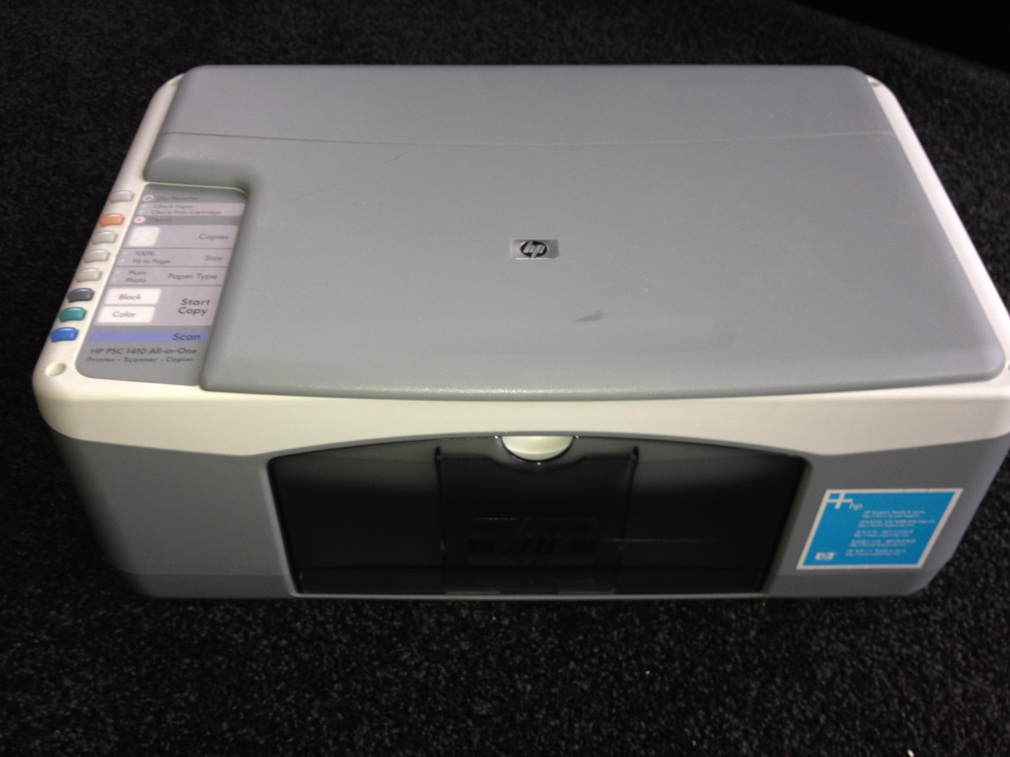 скачать принтер hp на драйвер 1410