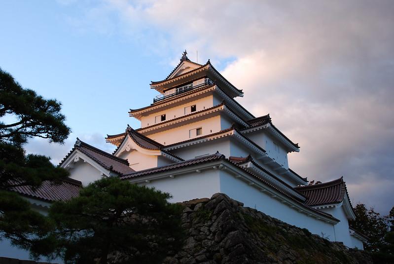 Aizuwakamatsu-Jo