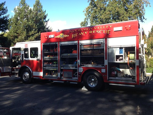 San Ramon Valley Fire Protection District - Urban Search & Rescue 134 (USAR134)