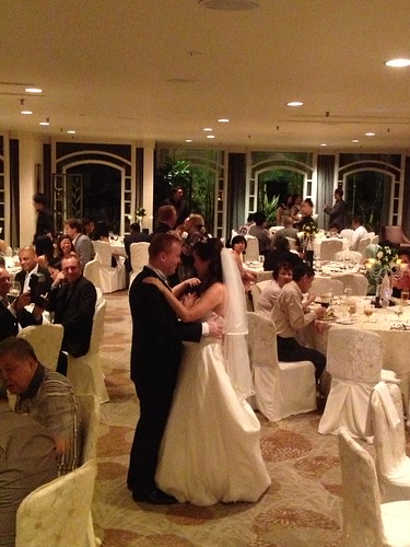 lovely wedding dance (20 oct 2012 @ Garden Suite, Mandarin Oriental)