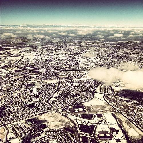 Elevation Of Denver International Airport, Peña Blvd