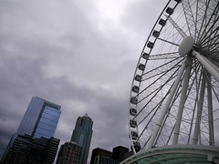 Wheel in the City